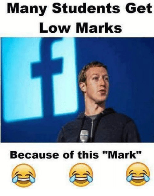 """get low: Many students Get  Low Marks  Because of this """"Mark"""""""
