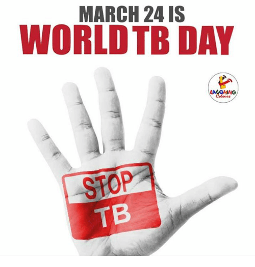Indianpeoplefacebook: MARCH 24 IS  WORLD TB DAY  STOP  TB