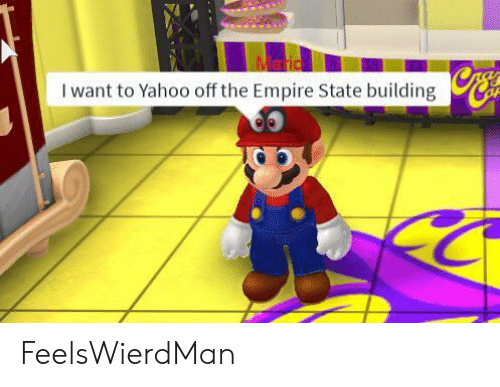 Empire: Maric  I want to Yahoo off the Empire State building FeelsWierdMan