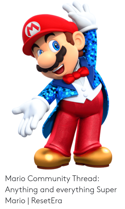 mario pictures: Mario Community Thread: Anything and everything Super Mario | ResetEra