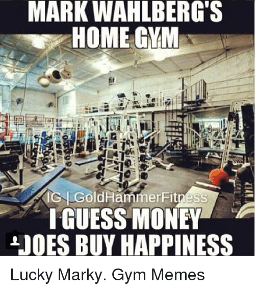 Home gym mark wahlberg  MARK WAHLBERG'S HOME GYM IGN GoldHammerFitness GUESS MONEY iJOES ...