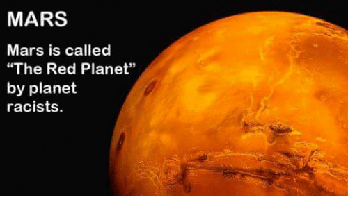 25+ Best Memes About Red Planet | Red Planet Memes