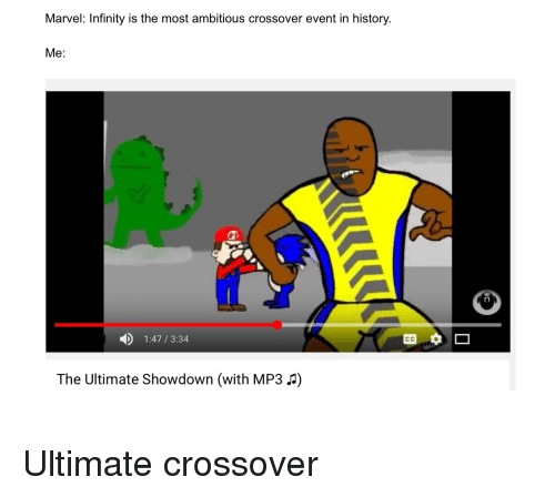 Ultimate Crossover