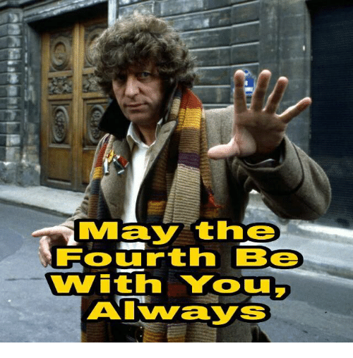 May The 4th Be With You Best: 25+ Best Memes About May The Fourth Be With You