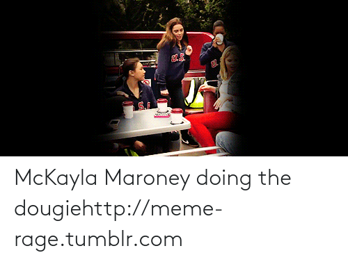 mckayla maroney: McKayla Maroney doing the dougiehttp://meme-rage.tumblr.com