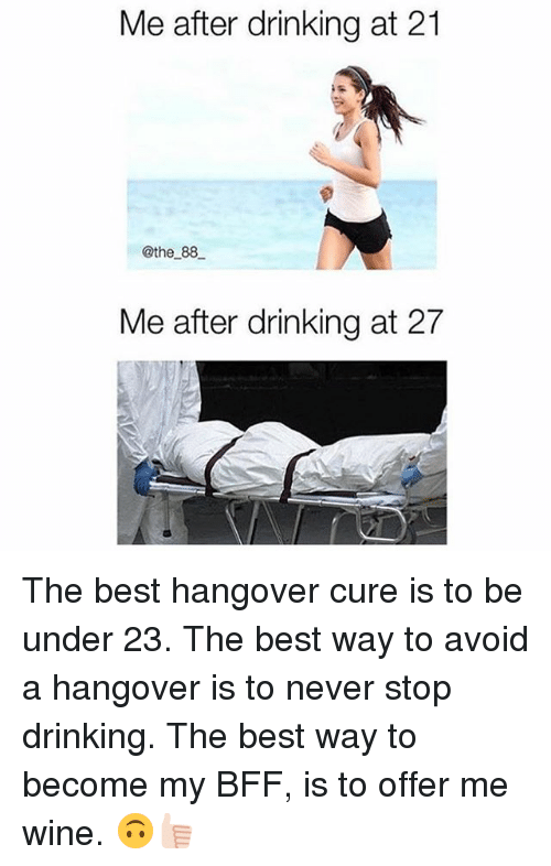 Images of Hangover In 20 Vs 30s Meme - #rock-cafe