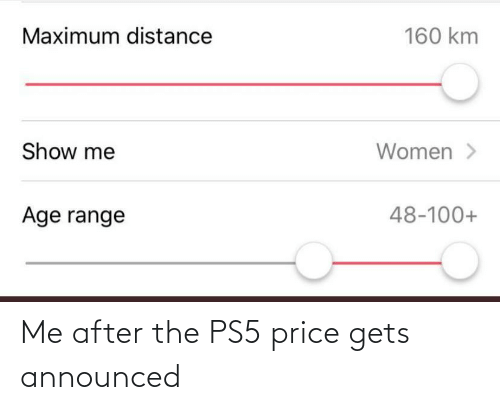 Ps5: Me after the PS5 price gets announced