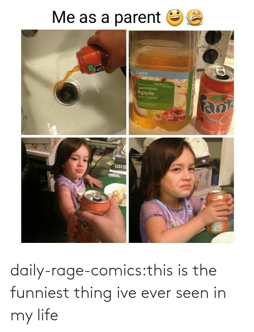 rage: Me as a parent E  Light  Apple daily-rage-comics:this is the funniest thing ive ever seen in my life