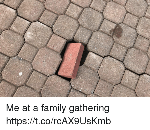 Family, Funny, and Awkward: Me at a family gathering https://t.co/rcAX9UsKmb