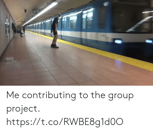 Group Project: Me contributing to the group project. https://t.co/RWBE8g1d0O