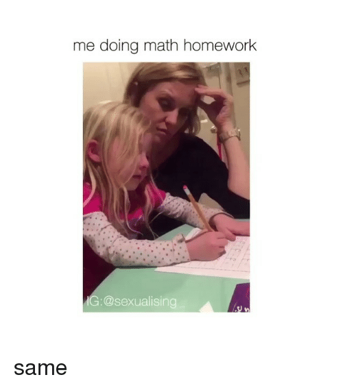 Do My Math Homework