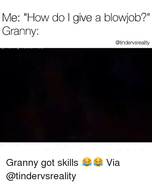 How give a blowjob