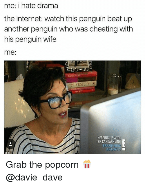 Cheating Wife Funny Meme : Funny popcorn memes of on sizzle anna