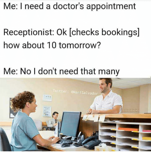 Doctors Appointment
