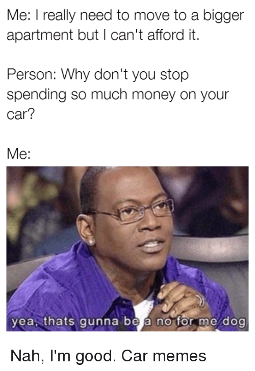 Funny Car Memes Of 2017 On Sizzle No Please No