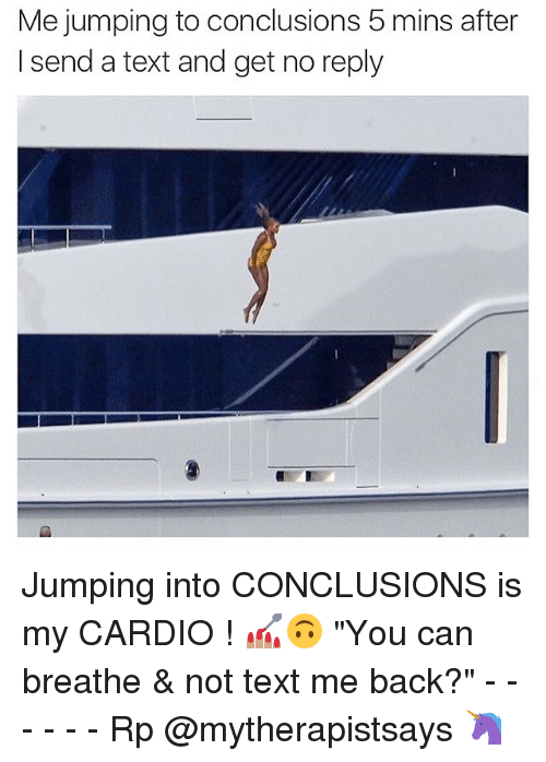 Jumping Into Conclusion Meaning In Thesis Tbbhaq Veoknyuvo Info