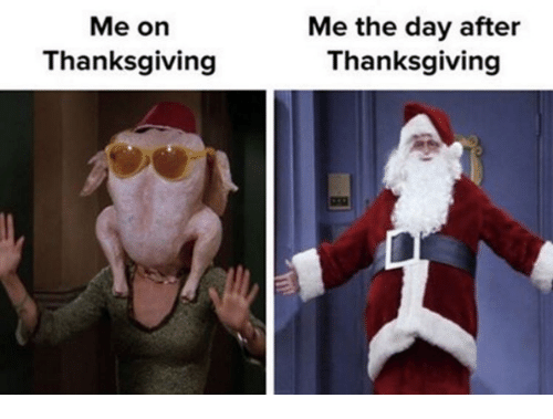 How I Feel After Thanksgiving Funny Meme Picture |Day After Thanksgiving
