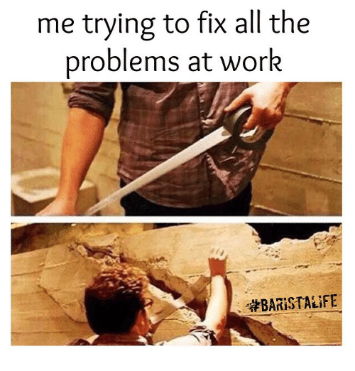 problems at work