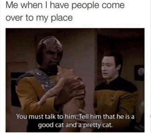 Get Him To Talk To You