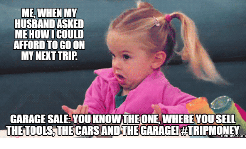 Funny Yard Sale Meme : Best memes about garage sale meme