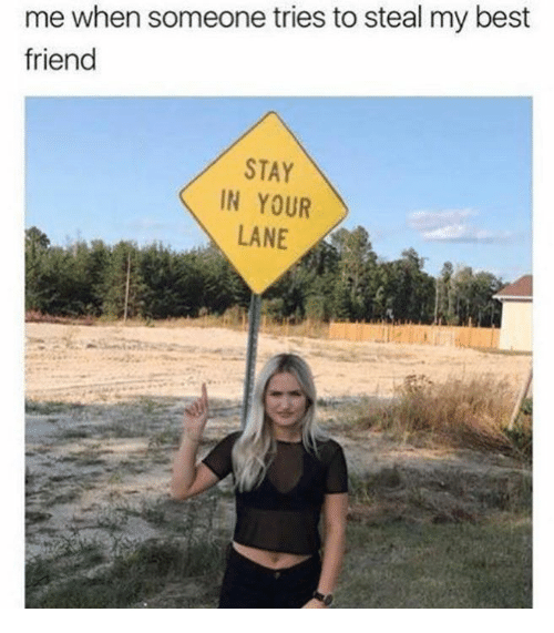 how to stay in your lane in life