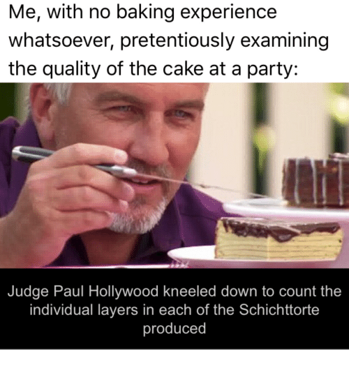 25+ Best Memes About Paul Hollywood
