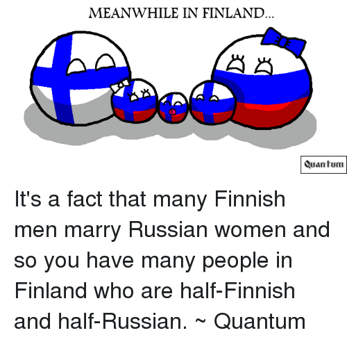 Fact Being Married To Russian 121