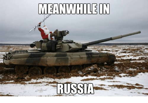 Russia, Military, and Meanwhile in Russia: MEANWHILE IN  RUSSIA