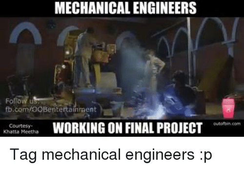 i m mechanical engineer working as a A mechanical engineering degree is a combination of maths, science, technology, business and management courses are designed to ensure graduates are: able to solve problems using both logic and creative and innovative approaches.