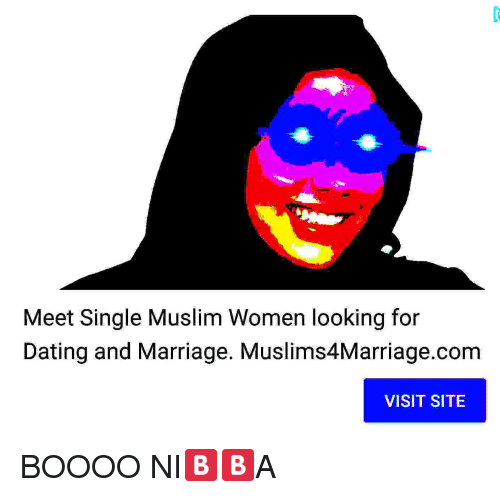 Muslim dating site joke