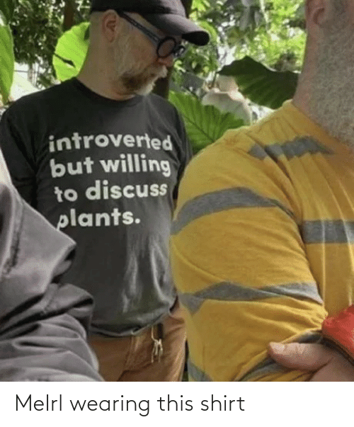 amazon.com: MeIrl wearing this shirt