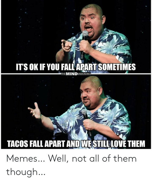 All Of Them: Memes… Well, not all of them though…