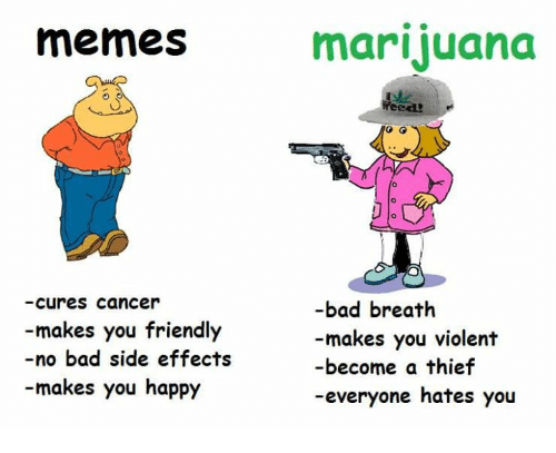 Funny Bad, Friends, And Weed Memes Of 2016 On SIZZLE