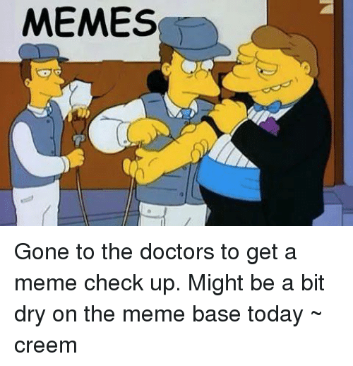 how to get a check up