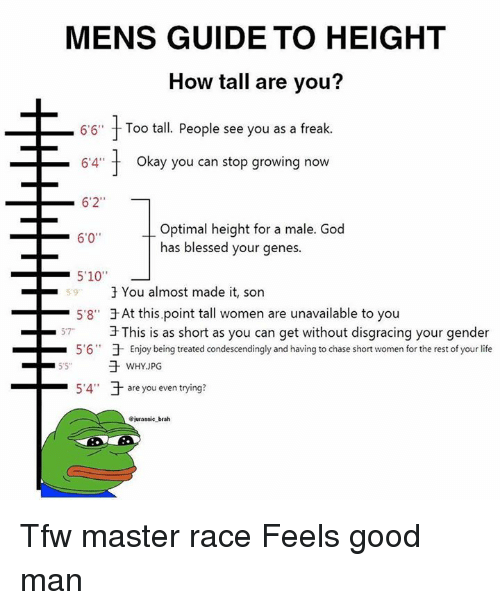 how to become short if you are tall