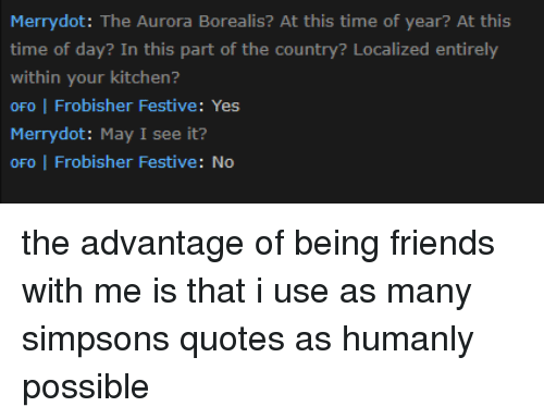 Aurora Auroraatl Being Silly Quotes: 25+ Best Memes About Simpson Quote