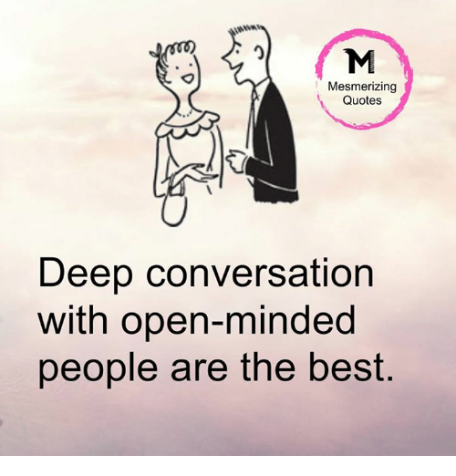 Mesmerizing Quotes For Fun: Funny Deep Conversation Memes Of 2017 On SIZZLE