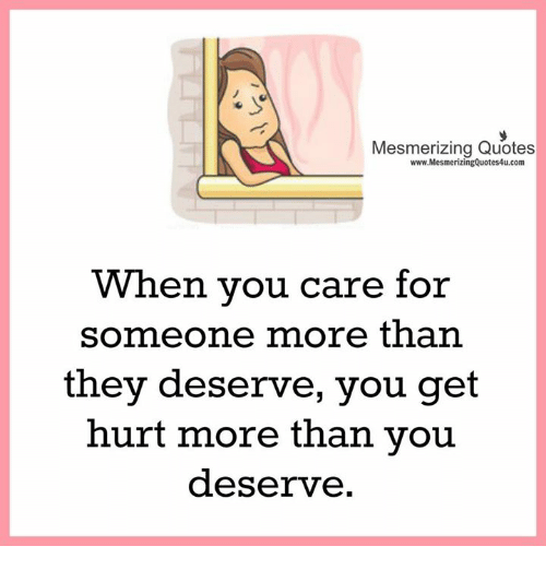Quotes About Caring For Someone: Mesmerizing Quotes WwwMesmerizingQuotes4ucom When Vou Care