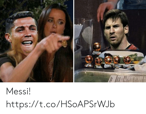 Memes, Messi, and 🤖: Messi! https://t.co/HSoAPSrWJb