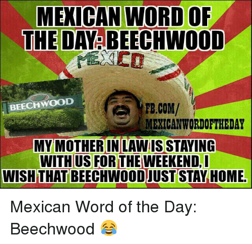 mex wordoftheday