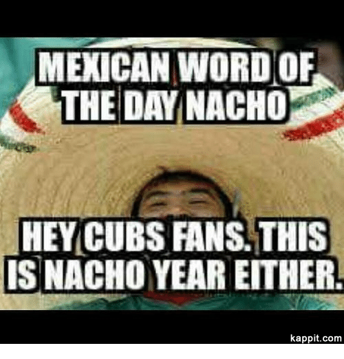 Funny Cubs Memes Of 2017 On Sizzle Joshed