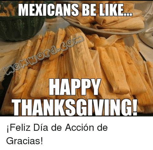 mexicans be like happy thanksgiving %C2%A1feliz d%C3%ADa de acci%C3%B3n de 238401 mexicans be like happy thanksgiving! ¡feliz día de acción de
