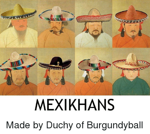 Classical Art and Made: MEXIKHANS Made by Duchy of Burgundyball