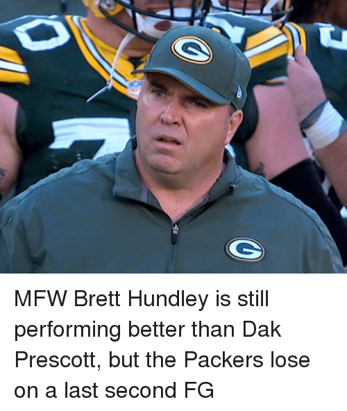 Packers Lose