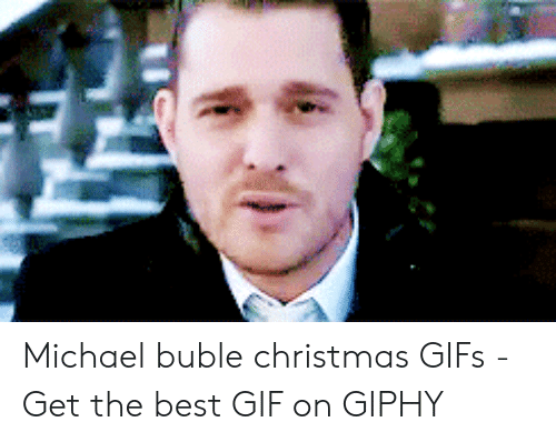 michael buble christmas: Michael buble christmas GIFs - Get the best GIF on GIPHY