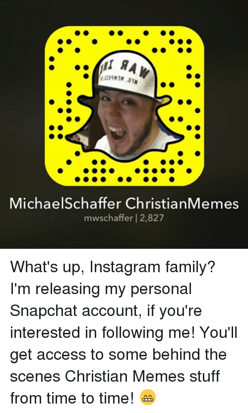 Funniest Meme Snapchat Accounts : Best memes about christian and snapchat