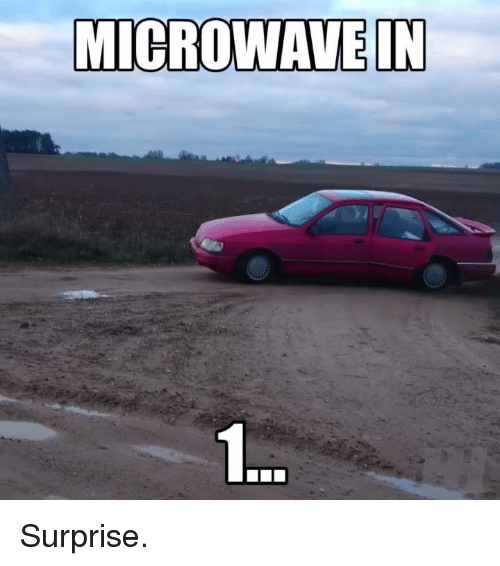 cars: MICROWAVE IN Surprise.