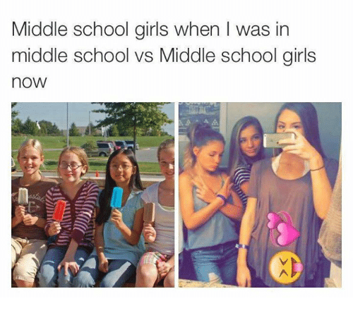 how to become popular in middle school