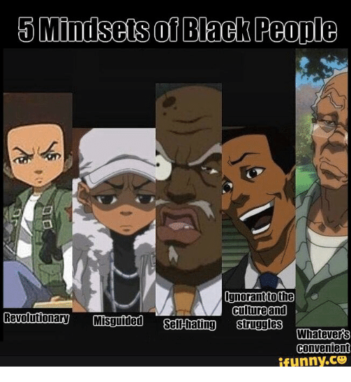 Boondocks Funny Pics, Ifunny, and Misguided: Mindsets of Black People  ignorant to the  Culture and  Revolutionary  Misguided Sethating  Whatevers  convenient  ifunny.CO