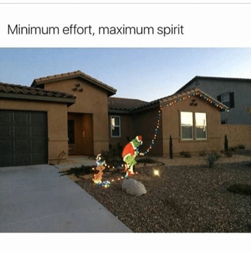 Memes, Spirit, and 🤖: Minimum effort, maximum spirit